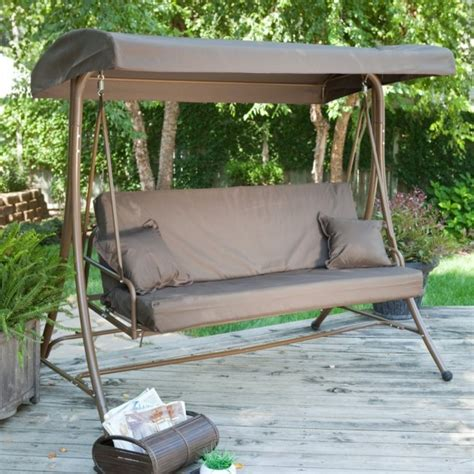 3 person porch swing 16 beautiful outdoor furniture designs