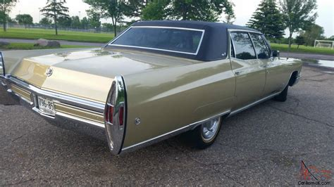 1968 cadillac fleetwood brougham for sale 1968 cadillac fleetwood brougham project for sale html