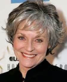 hairstyles for 60 with grey hair short haircuts for over 60 the best short hairstyles for