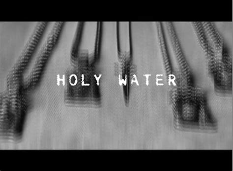 the game holy the game holy water music video on vimeo