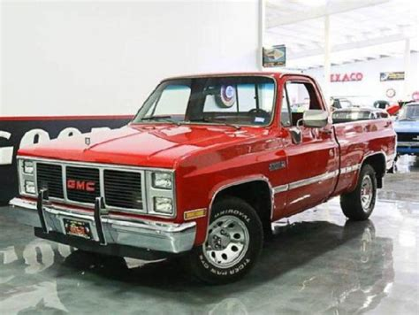 1986 gmc for sale gmc 1986 mitula cars