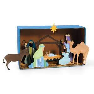 printable nativity diorama ideas nativity and 3d on pinterest