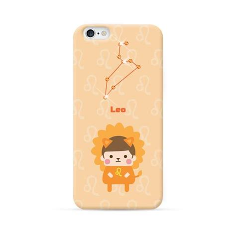 Leo Hardcase Softcase luxury zodiac leo iphone 6 6s designed by ultra ultracase