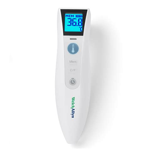Welch Allyn Suretemp Plus 692 Patient Therm 01692 200 4ft Probe 105801 welch allyn caretemp touch free thermometer