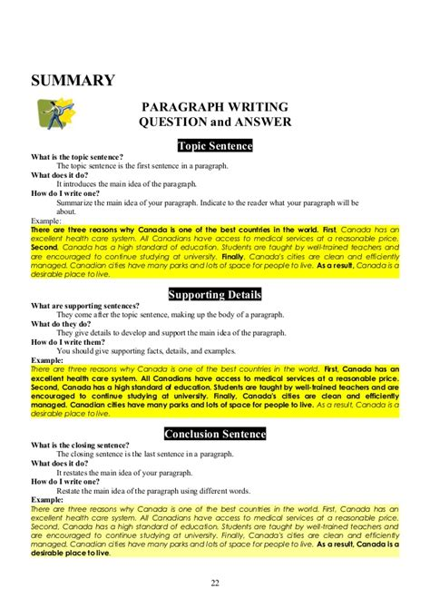 Focus On Writing Paragraphs And Essays by Focus On Writing Paragraphs And Essays 2nd Edition Answers Dgereport84 Web Fc2