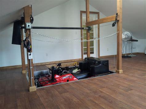 garage platform lift