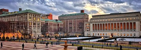 Of New York Mba Requirements by Admissions Columbia In The City Of New York