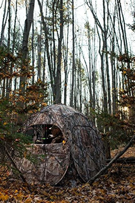 dog house hunting blind evolved ingenuity 1rx2s010 hunting doghouse ground blind camo pattern 60 x 60 x 66