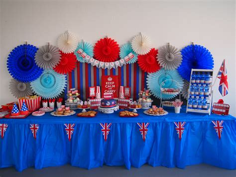 Red And Blue London Bus  Ee  Birthday Ee    Ee  Birthday Ee   Party  Ee  Ideas Ee