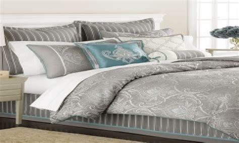 grey and turquoise bedding grey and orange bedding