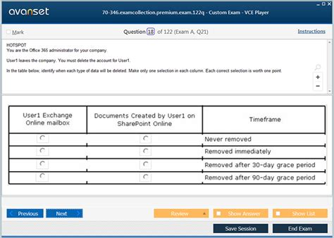 file format questions 70 346 microsoft real exam questions 100 free vce files