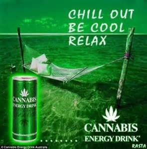 2 energy drinks a week energy drink containing cannabis hits australia s