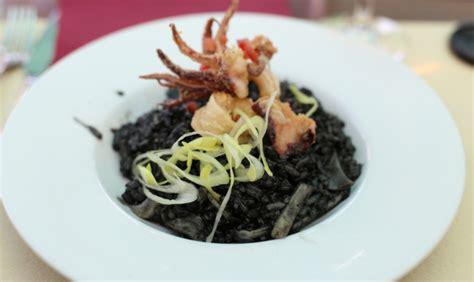 Pastarotti Risotto Al Nero Di Seppia in croazia il riso al nero di seppia 232 speziato