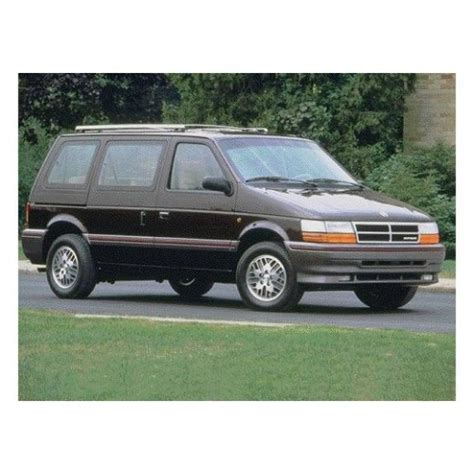 automotive service manuals 1995 dodge caravan parking system service manual 1995 plymouth voyager owners manual 1995 dodge caravan plymouth voyager