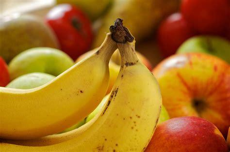 apple and banana dried fruit vs fresh fruit