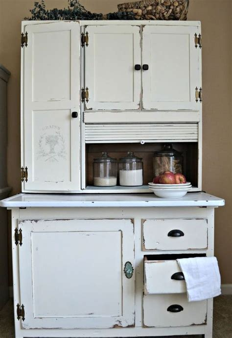 Painted Hoosier Cabinet by 15 Best Ideas About Hoosier Cabinet On Oak