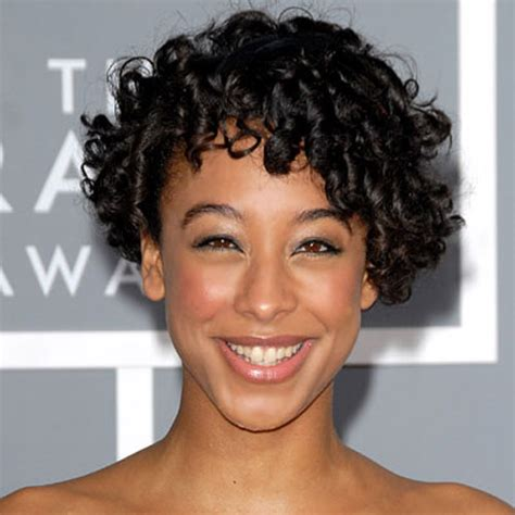 spiral curls toward the face period top 25 short curly hairstyles for black women