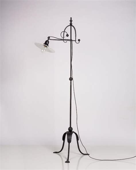 cast iron floor l stage l ghost floor light cast iron and glass with two