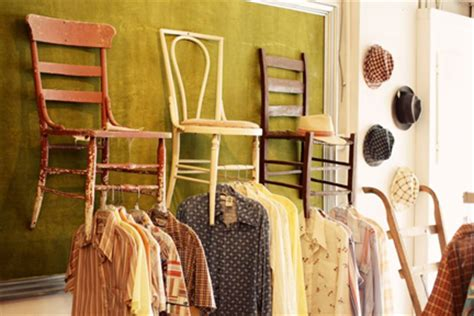 Used Clothing Racks Wholesale by Wooden Chairs Used For Clothing Rack Retail Display