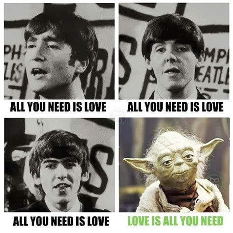 Beatles Yoda Meme - family guy family guy pinterest hot girls wallpaper
