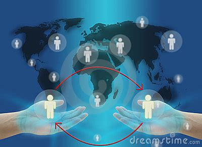 rotation people hand stock image image