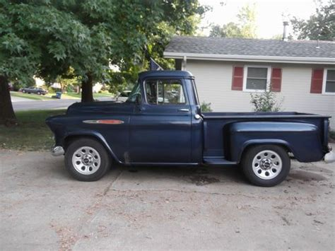1957 chevy stepside pick up buy new 1957 chevrolet truck 57 chevy stepside pickup in