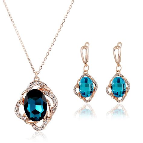discount for jewelry 2017 discount european jewelry set charming