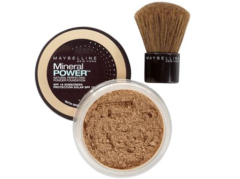 Bedak Maybelline Mineral Power 6 affordable eco friendly cosmetics you can find at the