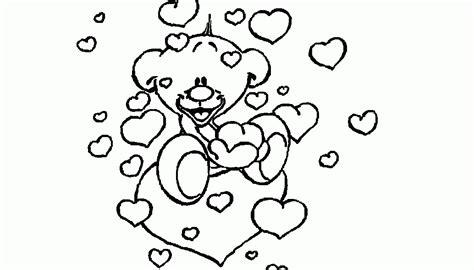 imagenes de amor romantico para colorear dibujos para colorear de san valent 237 n dibujoswiki com