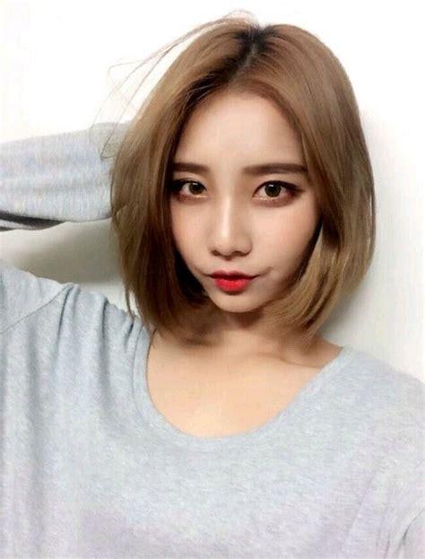 cut hair in seoul 25 best ideas about korean short hair on pinterest