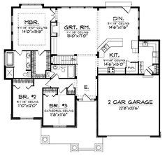 1700 sq ft house plan jasper 17 001 315 from 1700 sq ft house plans bungalow style house plans plan 5