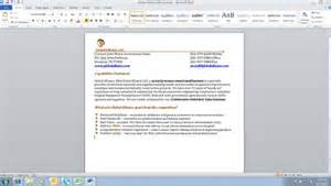 Federal Job Resume Example by America S Sbdc Procurement Corner Capability Statements