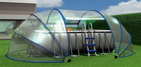 si鑒e gonflable runde pool 252 berdachung sunnytent sch 252 ltz ihren pool