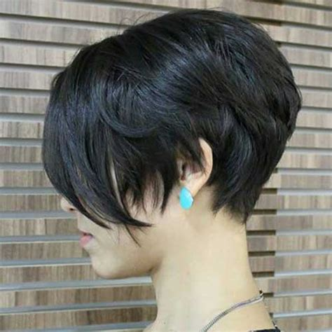 medium pixie cut hairstyle 27 outstanding medium pixie haircuts back wodip com