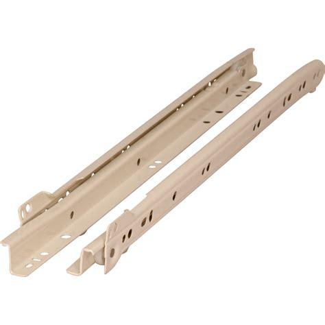 schubladen laufschienen laderails staal 400mm toolstation