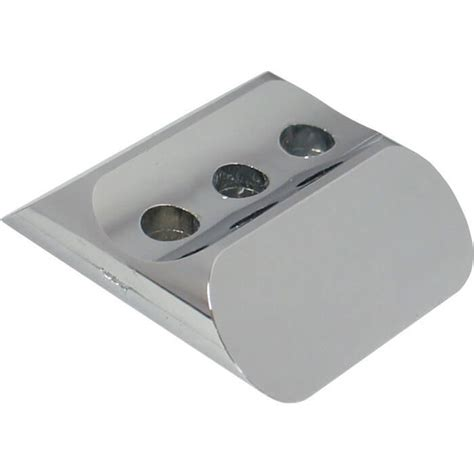 Boat Door Knobs by Chrome Plated Stanchion