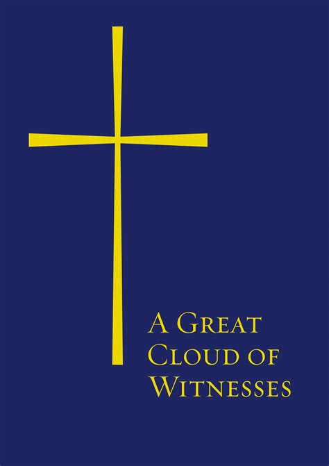 great cloud of witnesses speak god s generals books churchpublishing org great cloud of witnesses a