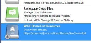 Willamette Mba Wise by Wits Cyberduck Webdav For Wise On Windows Willamette