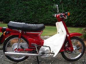Honda Cub 90 Honda Motorbikespecs Net Motorcycle Specification Database