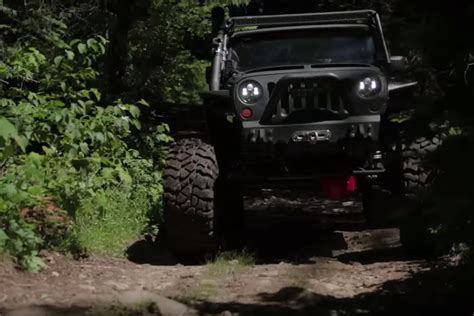 jeep rattle trap rattle trap puts road wheels on na soil for the last