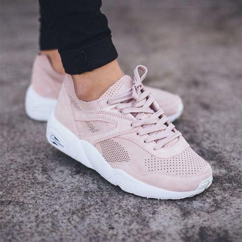 Sepatu Murah Trinomic tendance chausseurs femme 2017 titolo sneaker boutique on instagram r698 soft pink