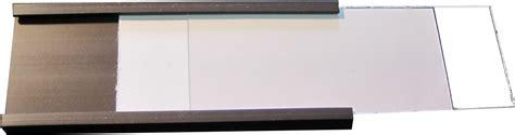 etichette magnetiche per scaffali porta cartellini magnetici etichette trasparente calamitati