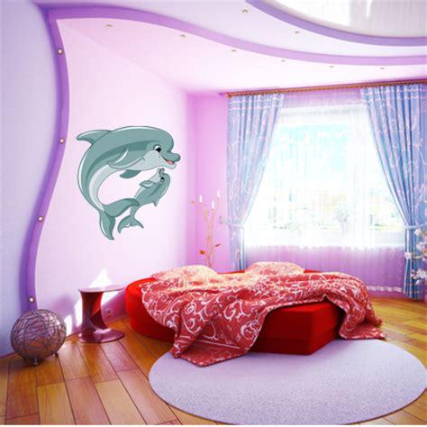 Wandtattoo Kinderzimmer Delfin by Wandtattoos Folies Wandsticker Delphin