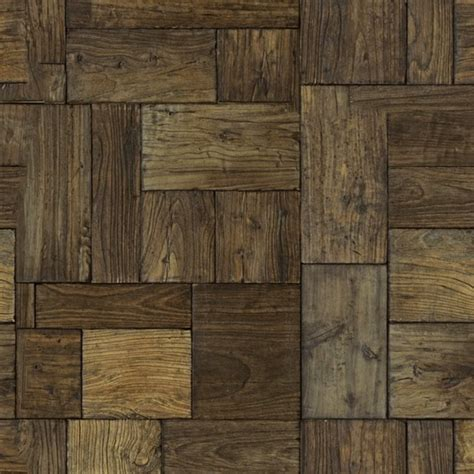 wood flooring square texture seamless 05442