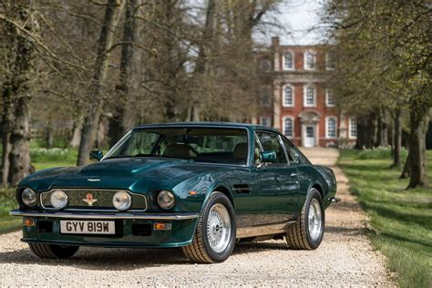 aston martin sedan 1980 1980 aston martin v8 vantage history pictures value