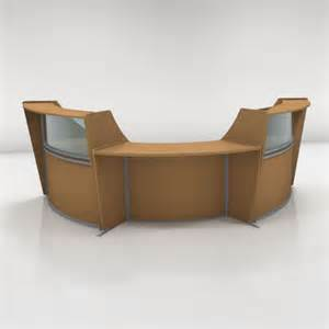 Accessible Reception Desk Ofm Marque Plexi Reception Station With Ada Desk 55310ada