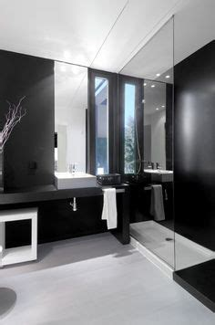 Modern Black And White Bathroom 1000 Images About Ensuite On Pinterest Black And White Bathroom Ideas And Bathroom