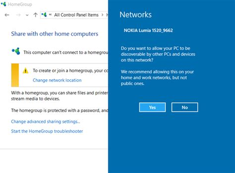 how to change your network location to in windows
