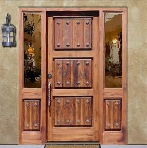 Rustic Wood Front Doors Rustic Wood Front Doors Design Interior Home Decor