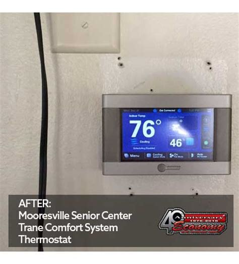 trane integrated comfort system economy heating air conditioning plumbing mooresville